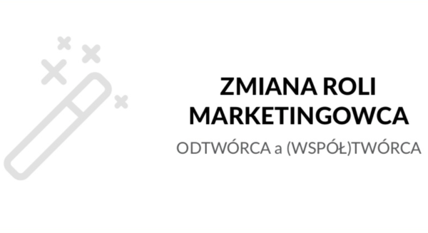 Zmiana roli marketingowca - netnografia