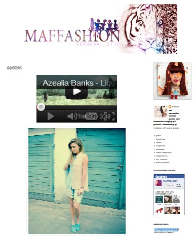 Blog Maffashion