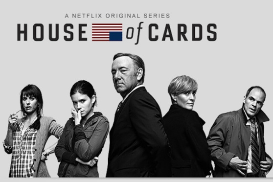 Netflix i House of Cards.